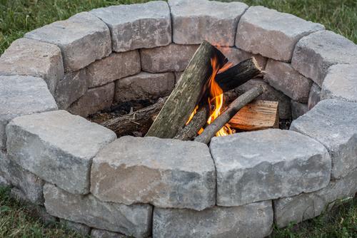 Build Fire Pit